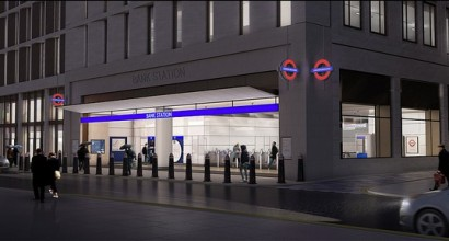 Major upgrade of Bank Tube station gets the green light for work to begin
