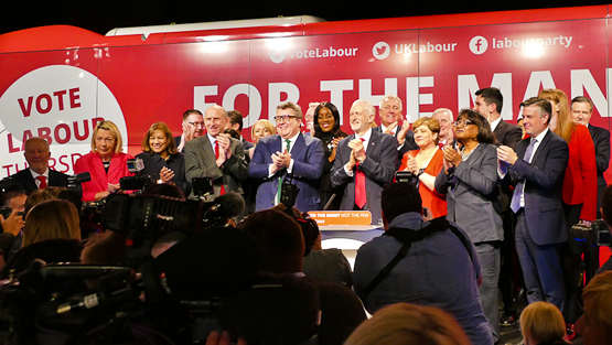 Labour Party General Election Launch 2017