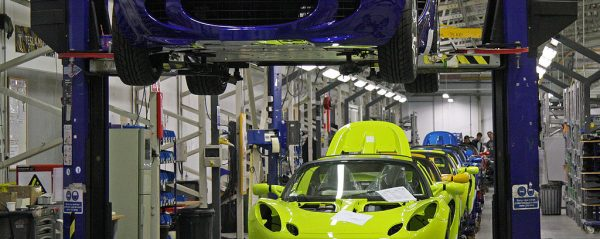 Britain's car industry could weather a storm of tariffs better than you'd think