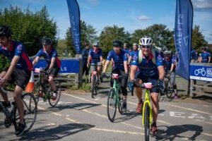 Golden Charity Bike Ride
